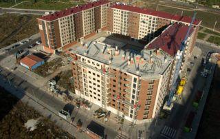 3 bloques de viviendas en Ponferrada