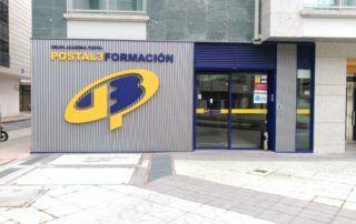 Acondicionamiento de local para Academia Postal