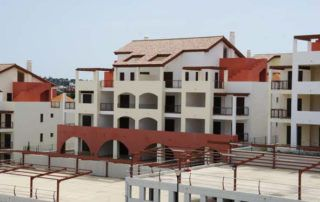 Complejo residencial de 286 viviendas en Ayamonte