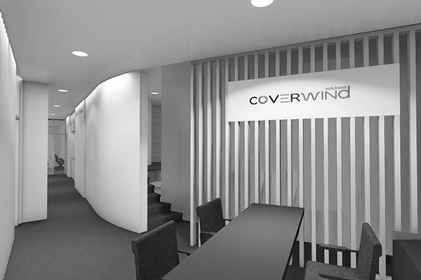 local oficinas coverwind