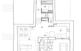 rehabilitación vivienda rúa do laranxo