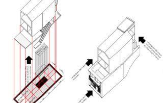 rehabilitación vivienda moureira