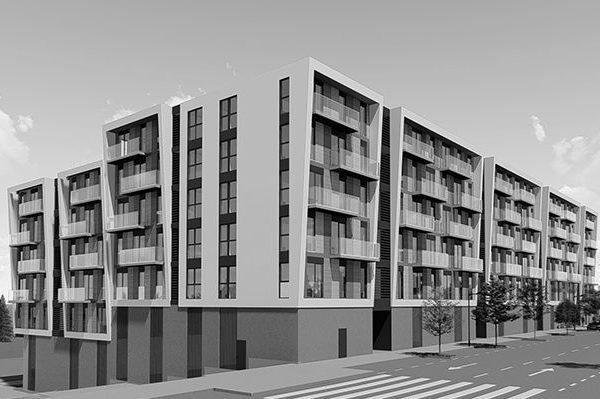 70 viviendas z-32
