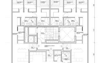 14 viviendas en rua ourense, sanxenxo