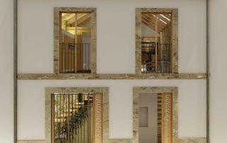 Rehabilitación de edificio para Pensión Isabel II