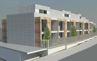 Residencial Marxión - 69 viviendas adosadas