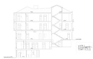 vivienda calle san vicente vigo